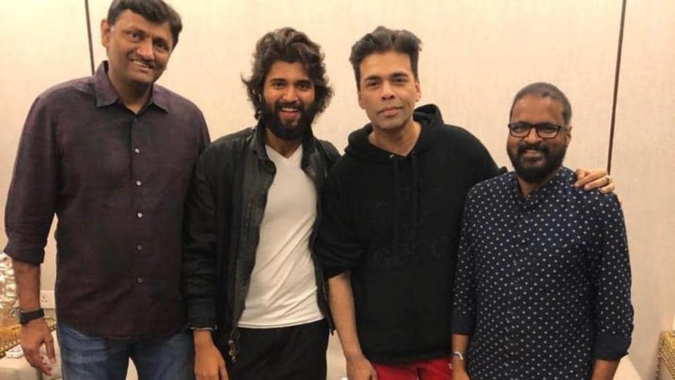 After Kabir SIngh, Vijay Devarakonda's Dear Comrade is his second film to be remade in Hindi.