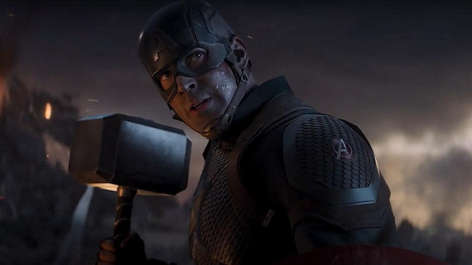 Avengers Endgame movie review: Chris Evans in a still from Marvel's epic conclusion to the Infinity Saga.