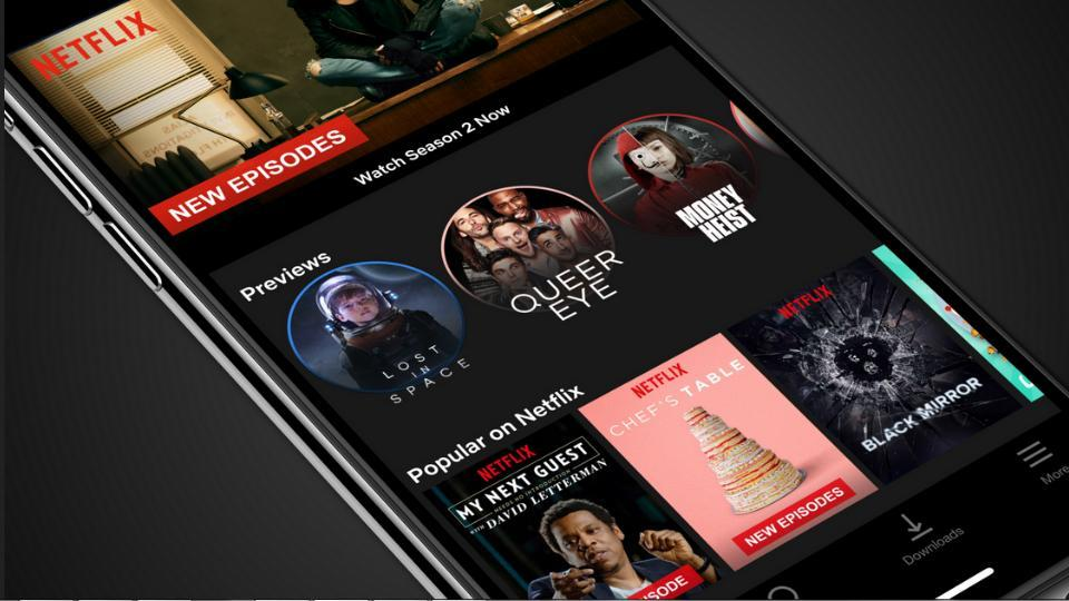 Netflix mobile only monthly plan launched in India.