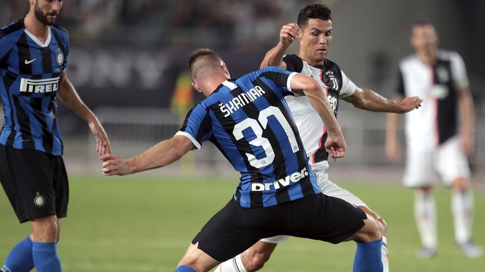 Matthijs De Ligt在尤文图斯的友谊赛中赢得了国际米兰的进球