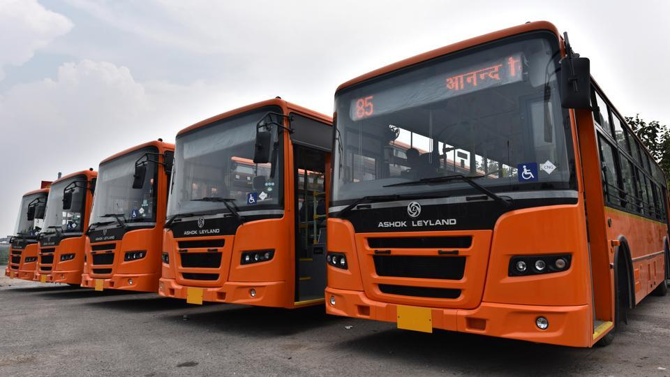 The buses, which are non-AC and come under the standard floor category, will be flagged off by chief minister Arvind Kejriwal next week.
