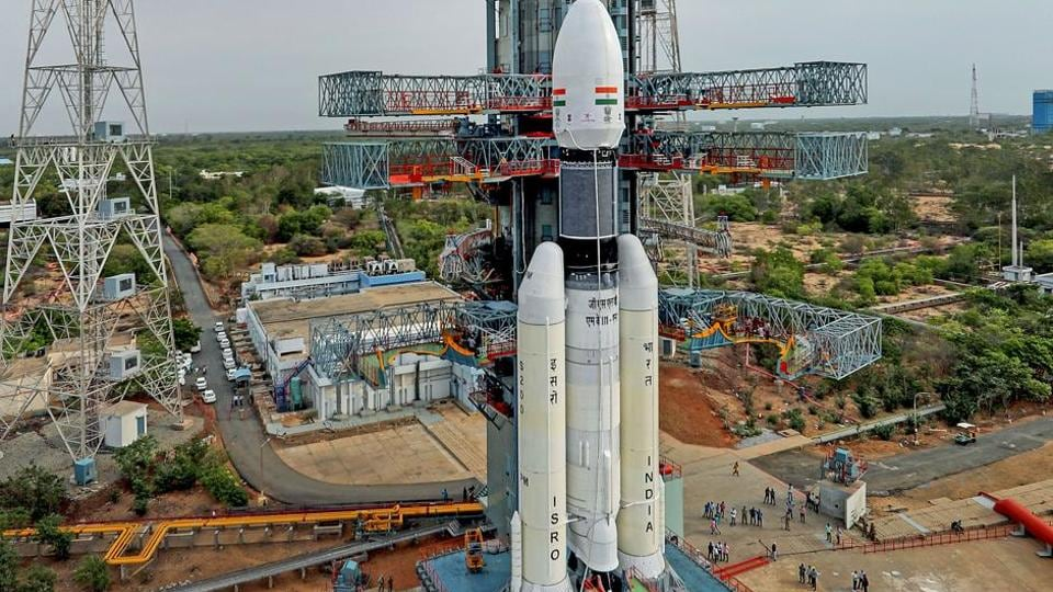 India's heaviest launch vehicle, the GSLV Mark III, placed the Chandrayaan-2 in a 169.7km x 45,475 km after launch.