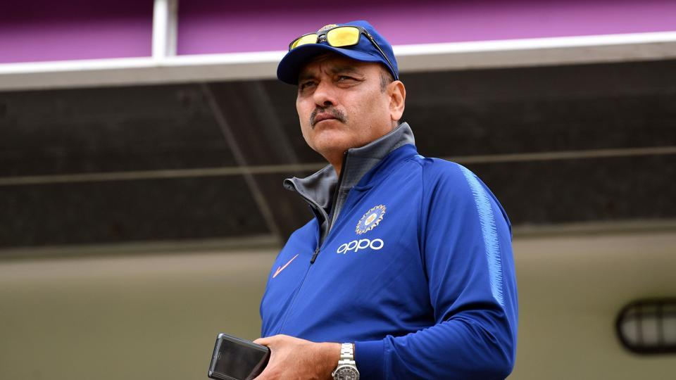 Image result for coach ravi shastri