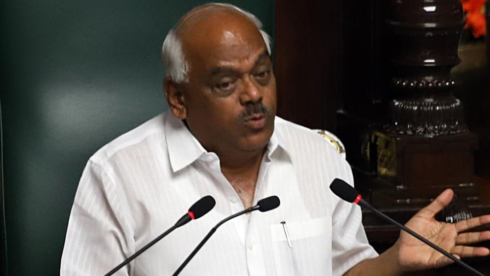 Karnataka Speaker Ramesh Kumar