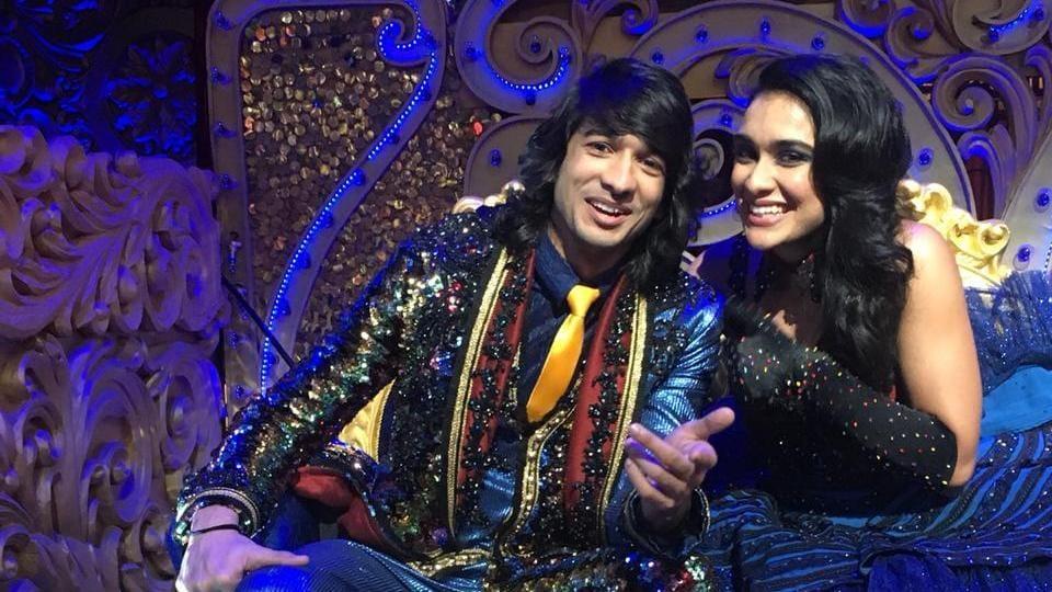 Shantanu Maheshwari and Nityaami Shirke are participated on Nach Baliye 9 as a couple.