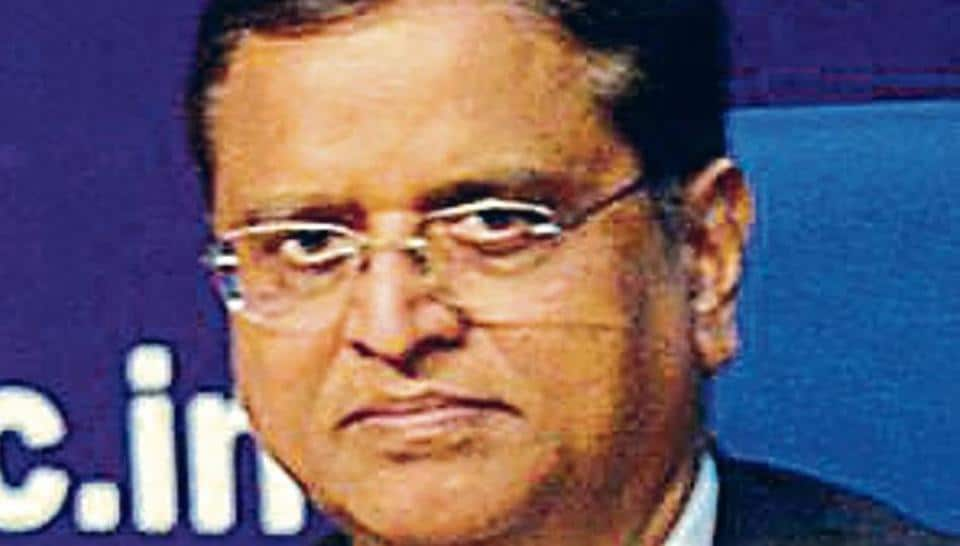 Garg was secretary in the Department of Economic affairs (DEA) and was designated as finance secretary since he was the senior-most bureaucrat among the five secretaries in the finance ministry.
