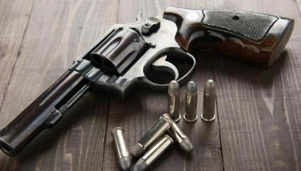 The man gifted the contract killer an expensive Beretta pistol to use it and keep it as a payment for his wife's alleged partner.