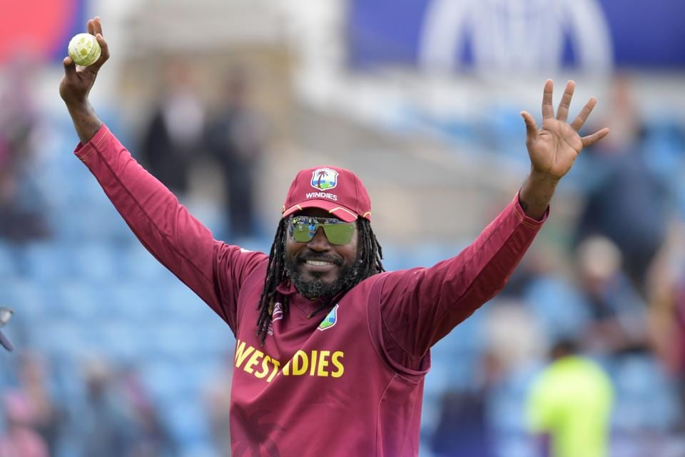Gayle included in West Indies squad for ODI series against India