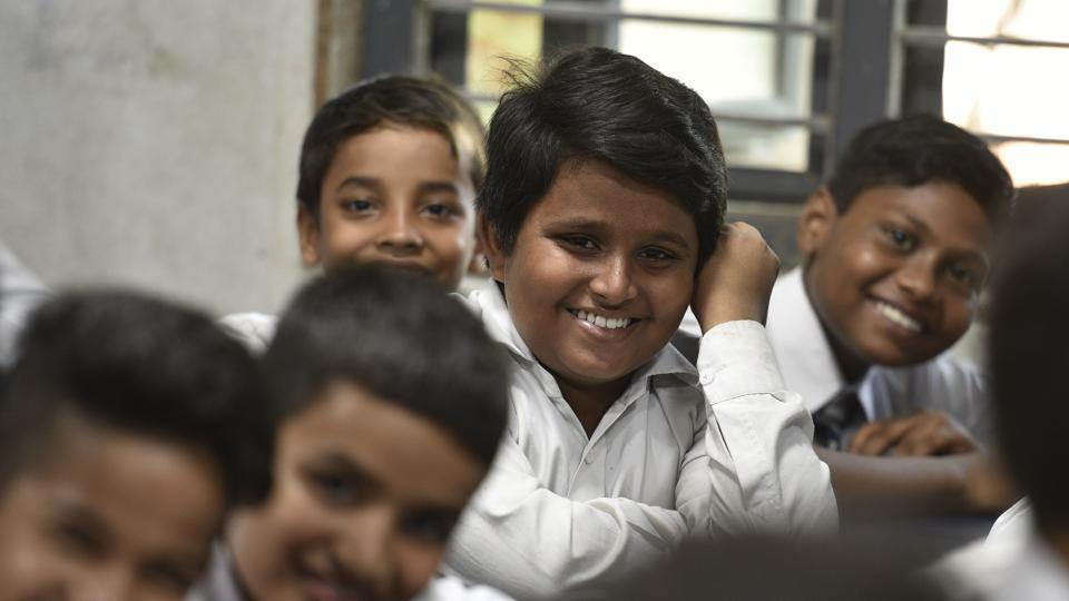 The Kaimur district administration has taken a unique initiative of throwing a party with delicious delicacies to school children on their birthdays and on festivals, without spending a single penny from the government exchequer.