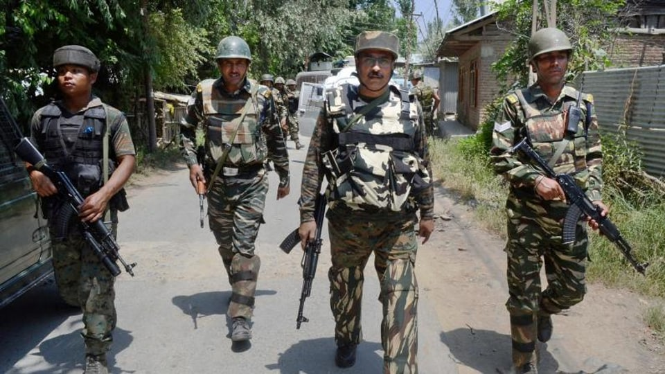 Inspector General (IG), CRPF Kashmir zone, Rakesh Kumar said that the additional troop deployment was routine exercise to maintain law and orde
