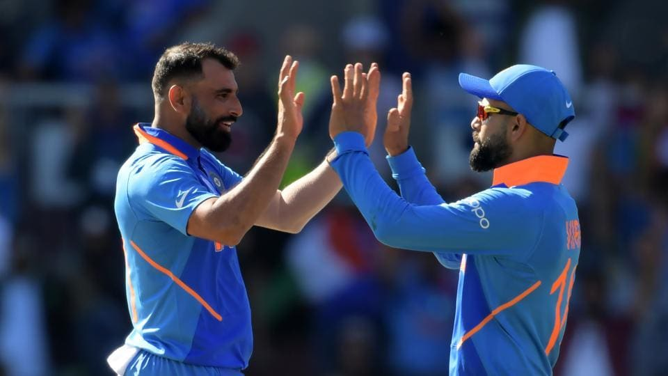 USA rejects Mohammad Shami's visa, BCCI's intervention helps in approval