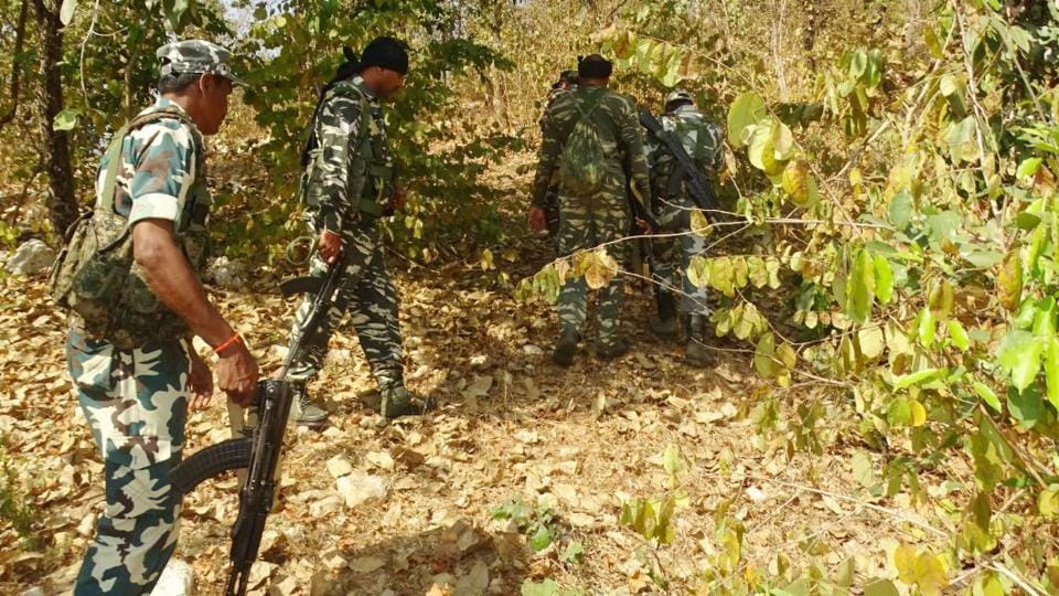 According to the Chhattisgarh police records, till July 27, 58 encounters took place in the state in which 43 Maoists and 15 security personnel were killed. (Image used for representational purpose only
