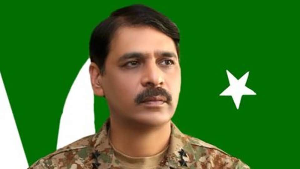Pakistan's Director-General of Inter-Services Public Relations, Asif Ghafoor, attracted ridicule after posting a doctored video of war hero and retired IAF Air Marshal, Denzil Keelor on Sunday.