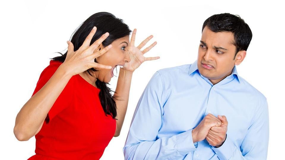 Constant squabbles about things that mostly don't matter can end up hurting a relationship.