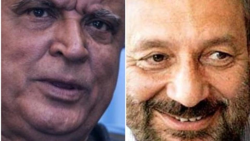 Javed Akhtar and Shekhar Kapur are voicing their differences on social media.