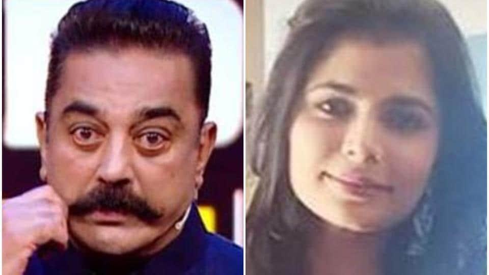 Kamal Haasan laughs after Bigg Boss inmate says he molested women