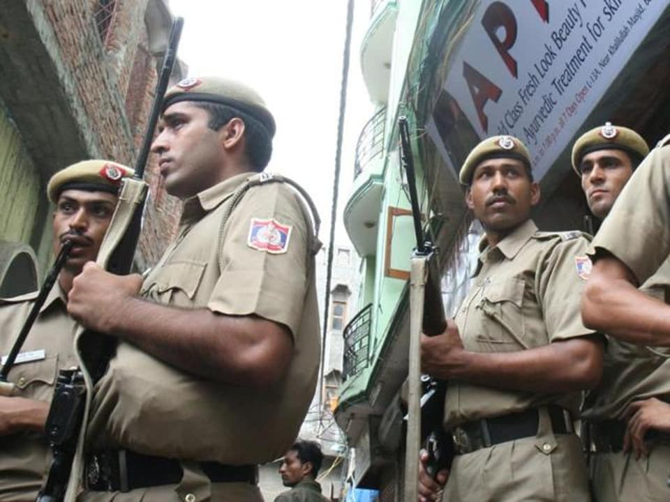 The officer said that the duo was busted when they were called by a person in Garhi village to make a duplicate key of a cupboard.