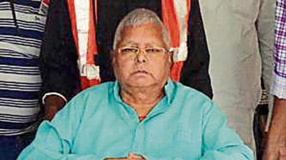 Rashtriya Janata Dal (RJD), chief Lalu Prasad.