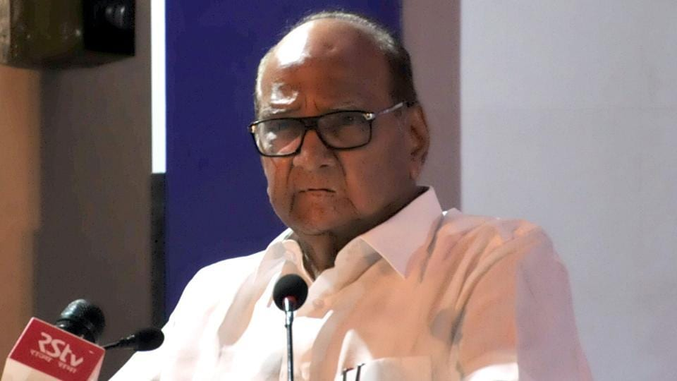 Sharad Pawar's remarks came after a number of NCP leaders quit the party to either join the BJP or Shiv Sena recently.