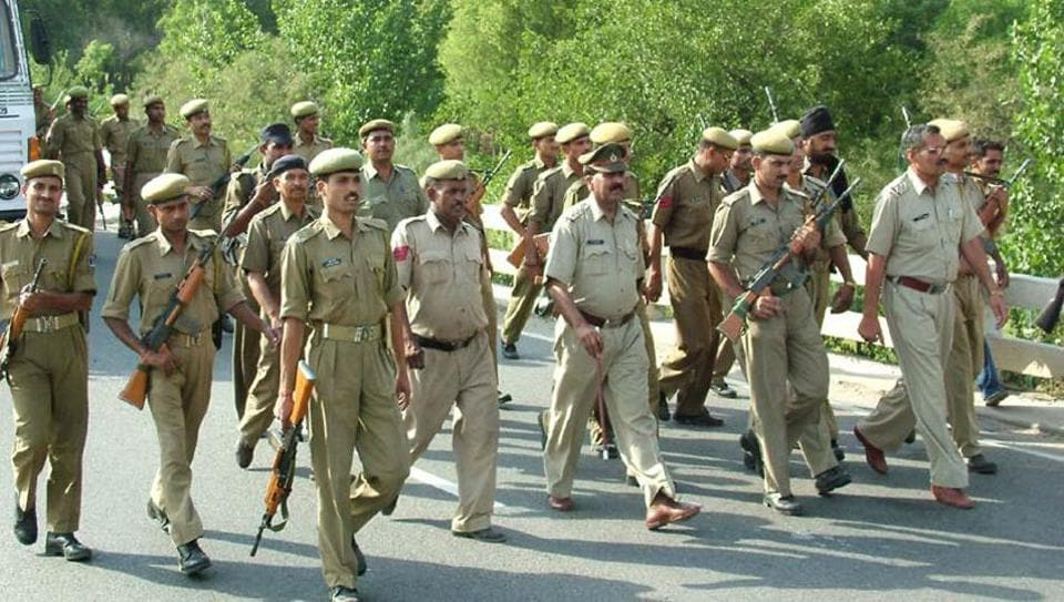 The Chhattisgarh police personnel get only 7 percent of their basic salary for renting houses. (Image used for representational purpose only).