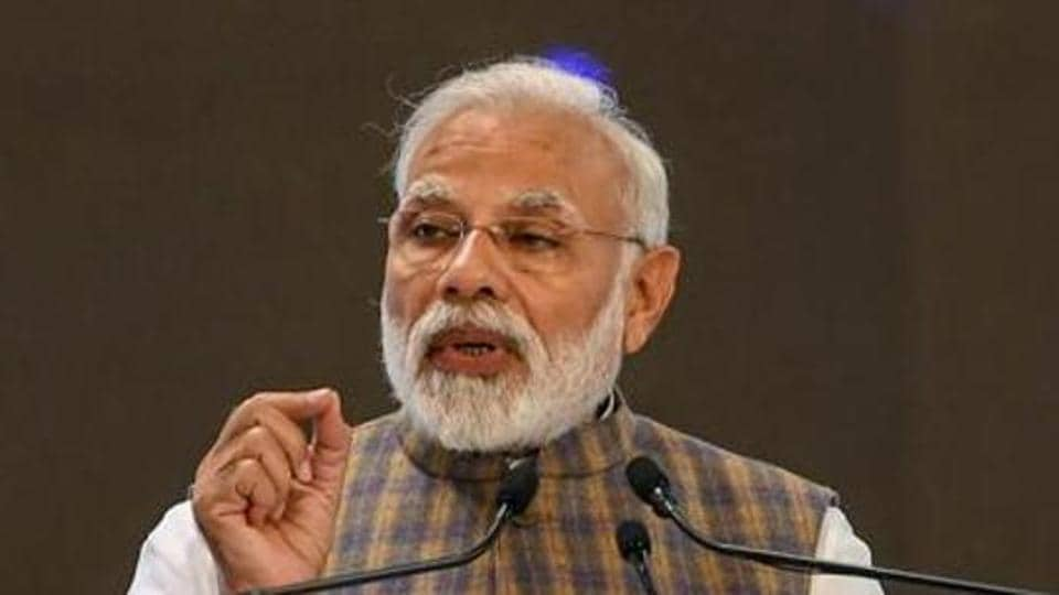 "PM Modi said, ""I fervently hope that Chandrayaan 2 mission will inspire our youth towards Science and Innovation. Afterall science is a path of development towards."""