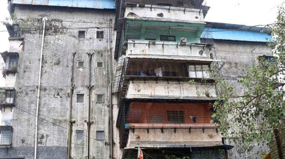 A three year old Niraj died after a slab from the roof of Ulhasnagar's Ambiksagar Apartment collapsed on Sunday morning