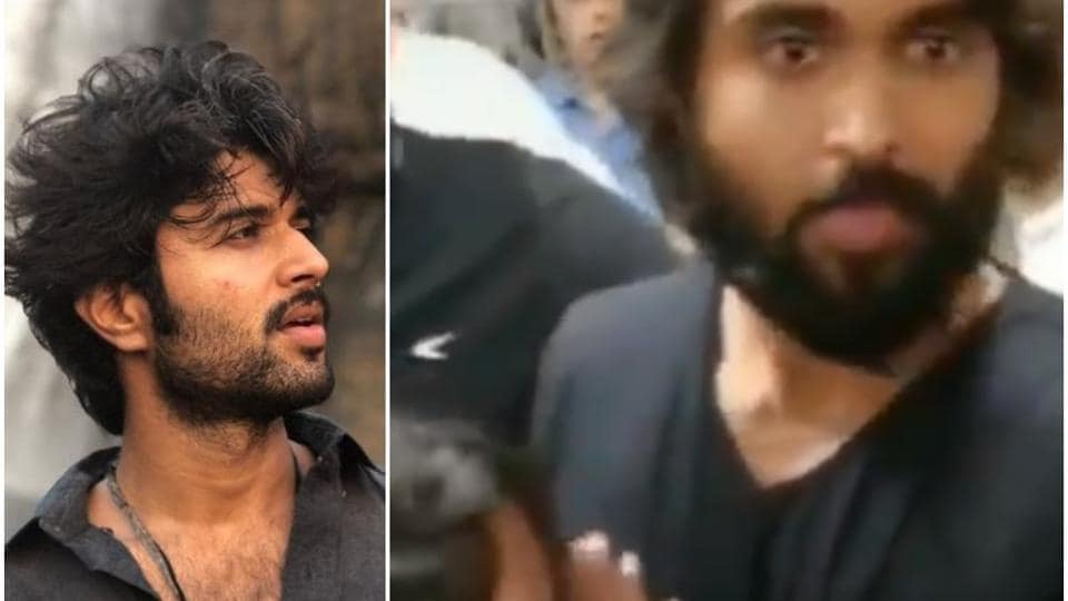 Dear Comrade is Vijay Deverakonda's latest release.