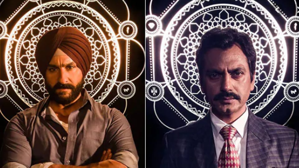 Saif Ali Khan says Sacred Games 2 will reveal the sacred part of the show.
