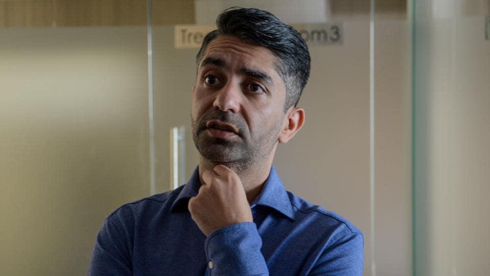 File photo of Abhinav Bindra.