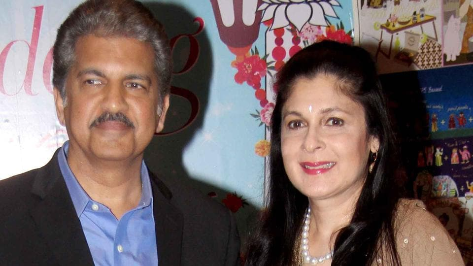 Business tycoon Anand Mahindra is known not only for his entrepreneurial skills but also for his sharp-witted tweets.