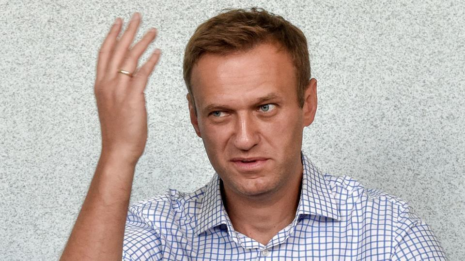 Russian opposition leader, Alexei Navalny, has been President Vladimir Putin's most prominent critic.