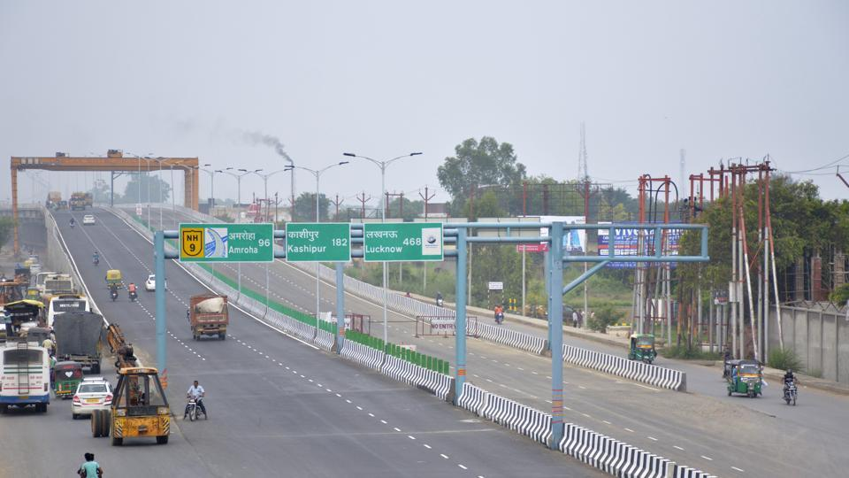Delhi government had given the go-ahead for felling and transplanting trees, which fell on the Expressway's right of way. The NHAI has agreed to bear the cost of afforestation, transplantation and providing land for the purpose.