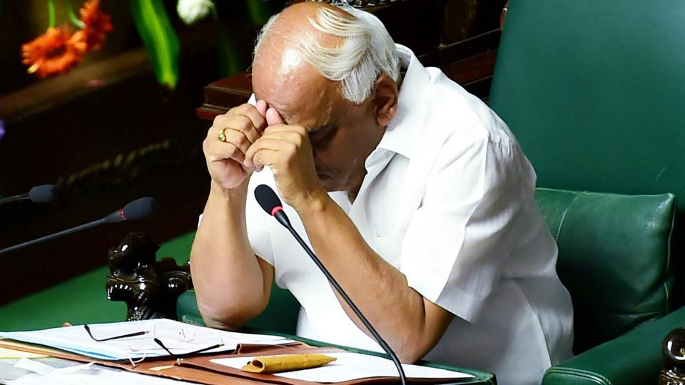 Karnataka Assembly Speaker KR Ramesh Kumar's announcement comes a day after he disqualified 14 more lawmakers from the assembly.