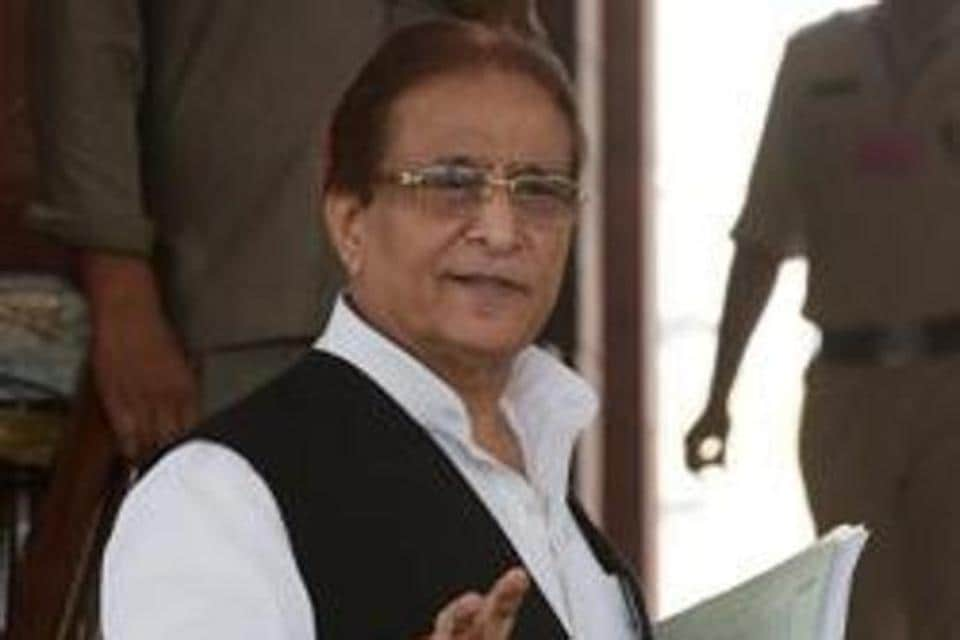 Samajwadi Party MP Azam Khan was rusticated from the Aligarh Muslim University in 1975  for allegedly misbehaving with a woman.
