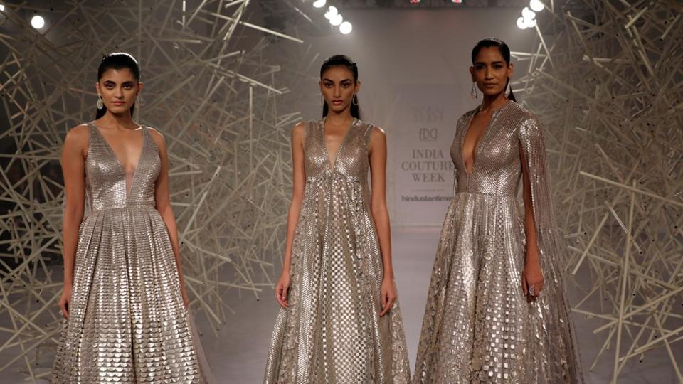 India Couture Week 2019: As the curtains come down on India Couture Week, here's looking at some of the talked-about beauty and hair looks.