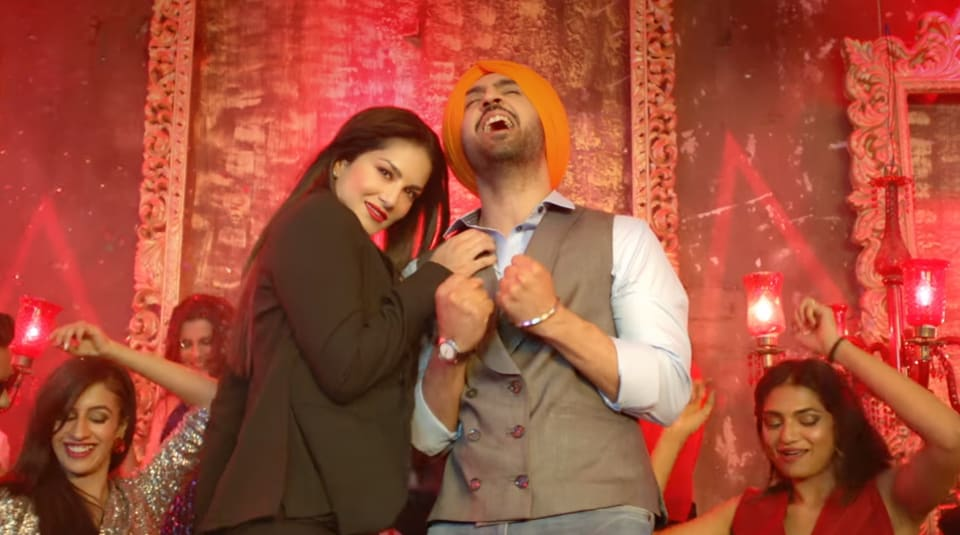 Sunny Leone has a special number in Diljit Dosanjh's Arjun Patiala.