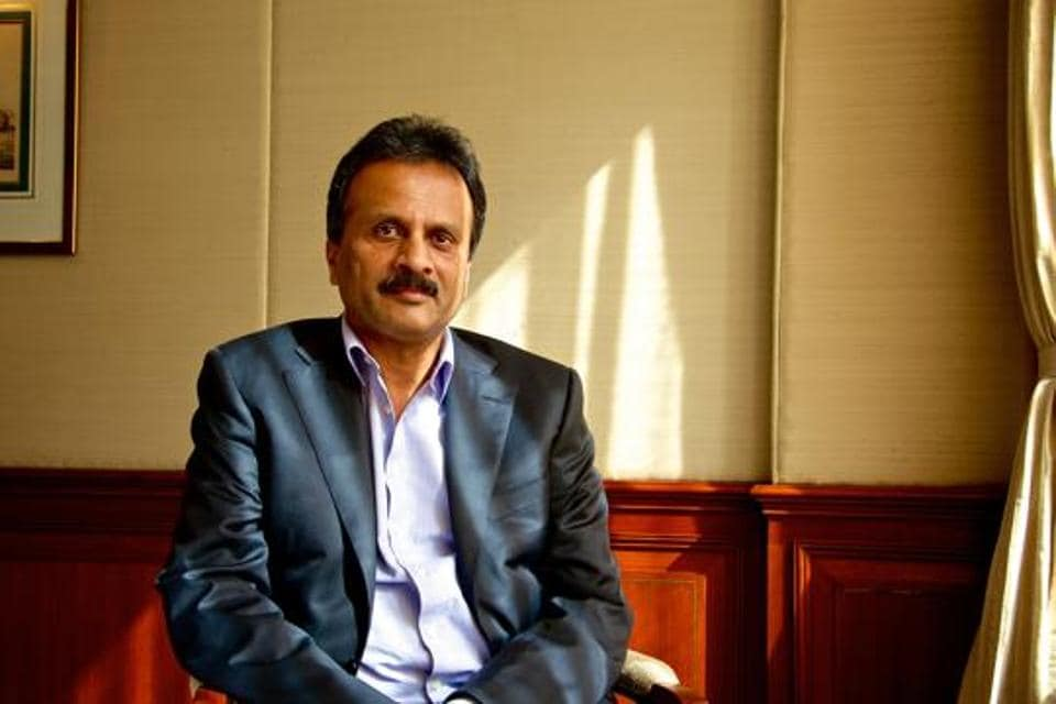 VG Siddhartha, Café Coffee Day founder and son-in-law of SM Krishna.