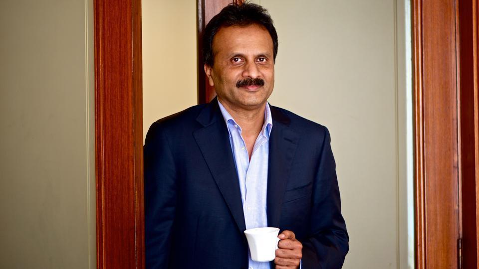 VG Siddhartha, chairman of Coffee Day Enterprises that runs Cafe Coffee Day outlets. Photo by Priyanka Parashar/Mint