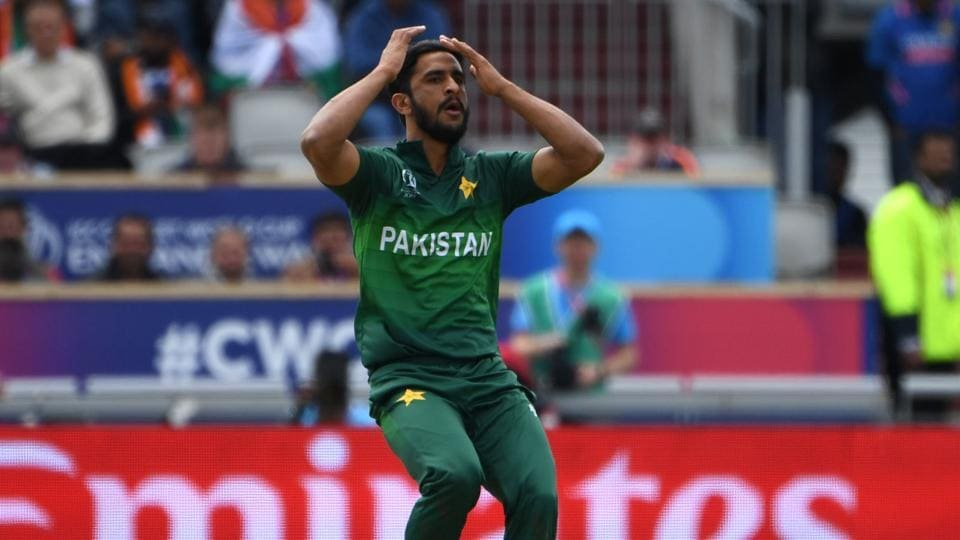 Pakistan's Hasan Ali reacts on marriage rumours.