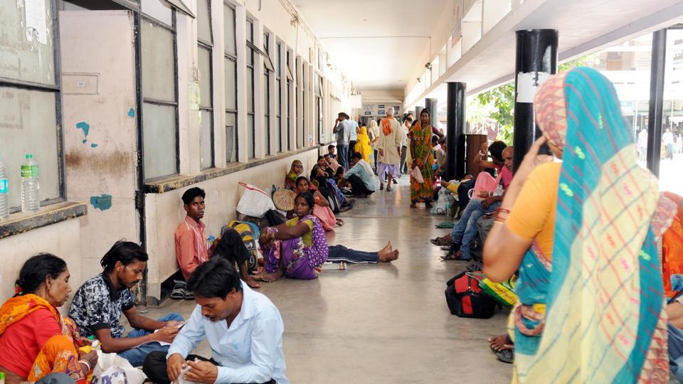Government-run health facilities in several parts of the country are likely to be disrupted on Wednesday.