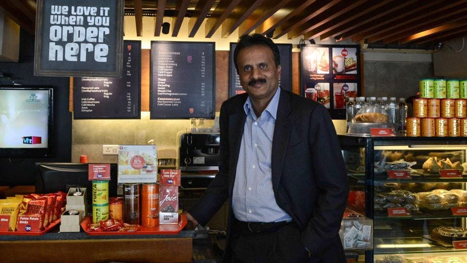 Cafe Coffee Day founder VG Siddhartha went missing from Mangaluru on Monday.