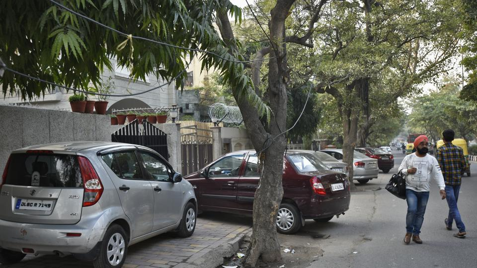 The apex court has not permitted charging for parking in residential areas.