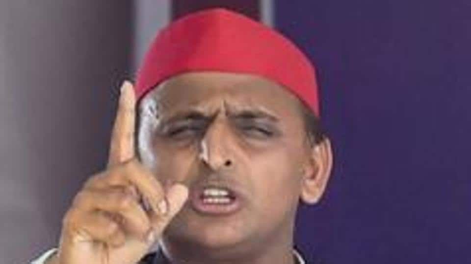 Akhilesh Yadav said there is 'jungle raj' in the state.