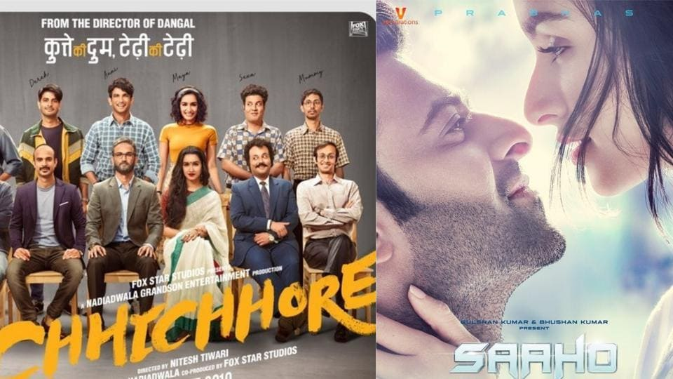 Saaho vs Chhichhore: Shraddha Kapoor to have 2 releases on