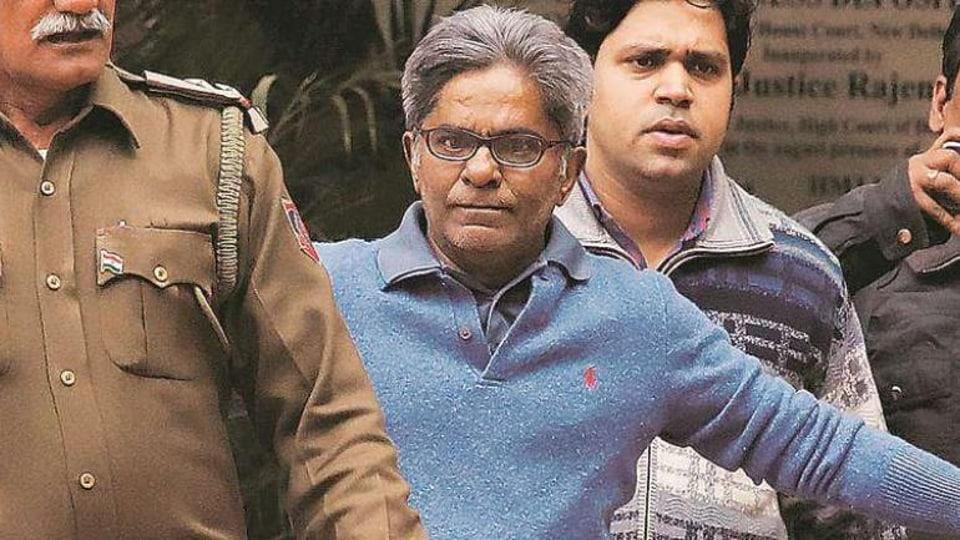 VVIP chopper scam accused Rajiv Saxena.