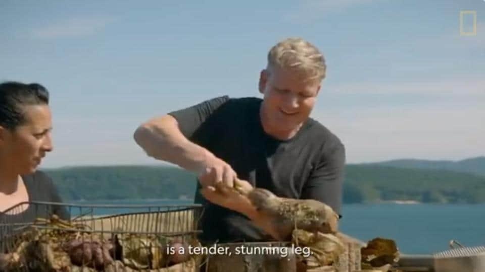 Ramsay Gordon's new show on NationalGeographic, GordonRamsay: Unchartered premiered on July 29.