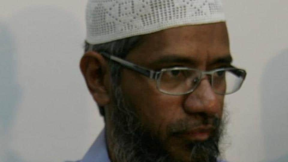 Zakir Naik is being sought in PMLA case.