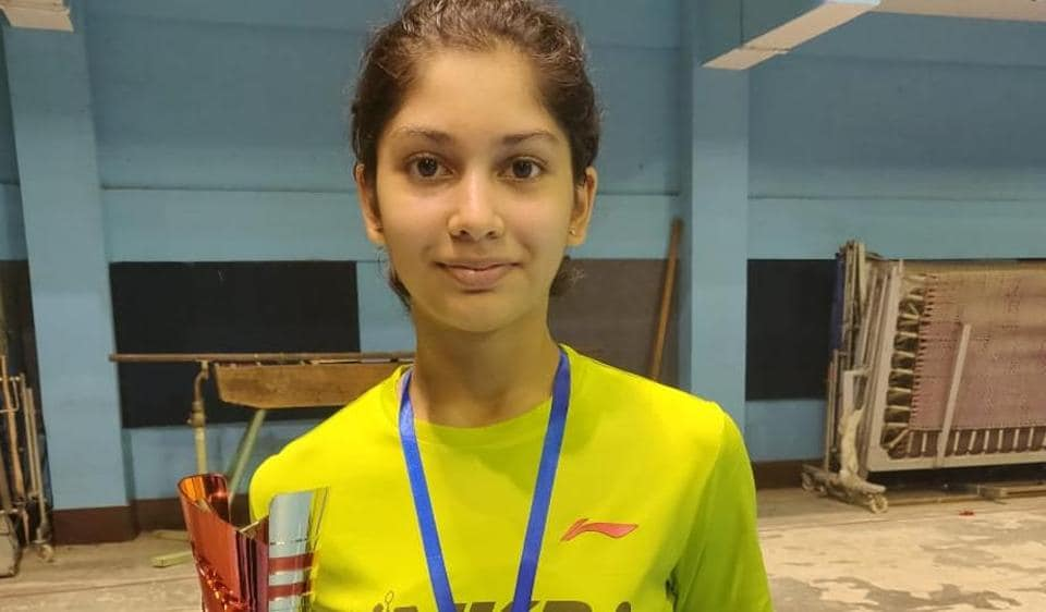 Tara Shah is on a winning streak conquering Imphal in her latest string of victories.