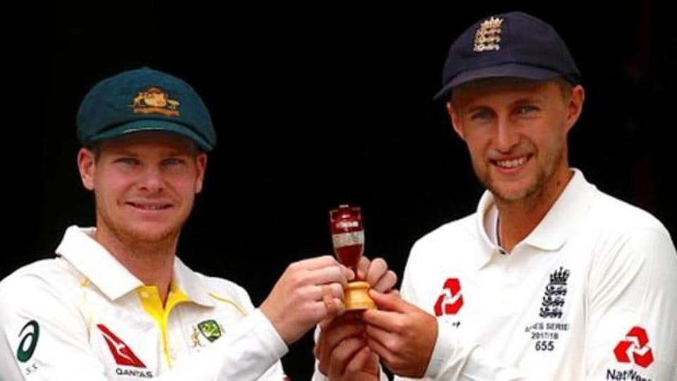 File image of Steve Smith and Joe Root.