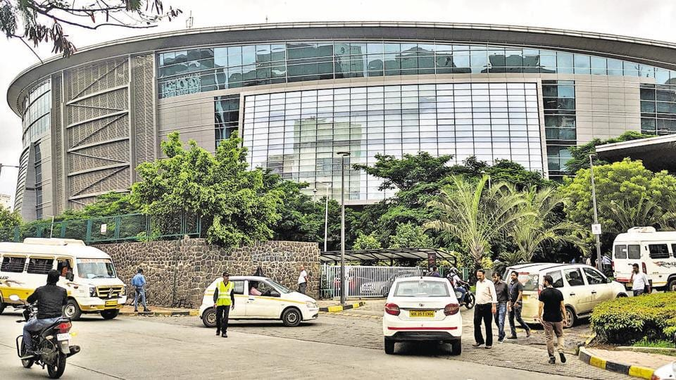 EON IT Park in Kharadi is at the heart of the issue over ready reckoner rates charged.
